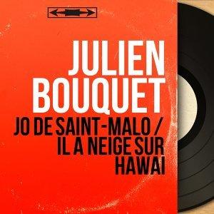 Julien Bouquet アーティスト写真