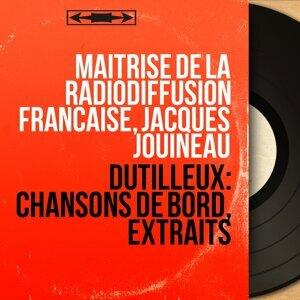 Maîtrise de la Radiodiffusion française, Jacques Jouineau 歌手頭像