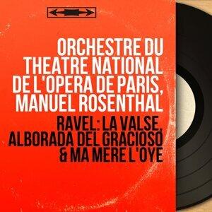 Orchestre du Théâtre national de l'Opéra de Paris, Manuel Rosenthal アーティスト写真