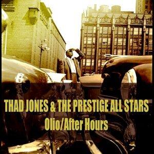 Thad Jones & The Prestige All Stars 歌手頭像
