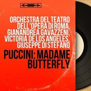 Orchestra del Teatro dell'Opera di Roma, Gianandrea Gavazzeni, Victoria de los Ángeles, Giuseppe di Stefano 歌手頭像