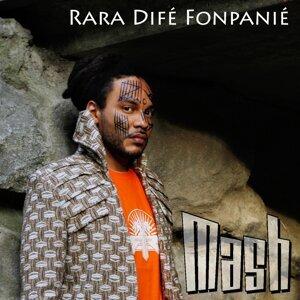 Rara Difé Fonpanié 歌手頭像