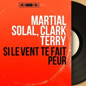Martial Solal, Clark Terry アーティスト写真