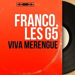 Franco, Les G5 歌手頭像