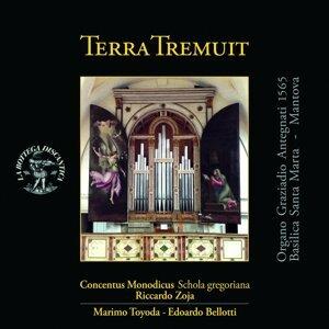 Concentus Monodicus Schola Gregoriana, Marimo Toyoda, Edoardo Bellotti 歌手頭像