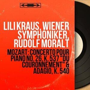 Lili Kraus, Wiener Symphoniker, Rudolf Moralt 歌手頭像