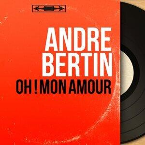 André Bertin アーティスト写真