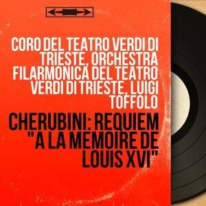 Coro del Teatro Verdi di Trieste, Orchestra filarmonica del Teatro Verdi di Trieste, Luigi Toffolo アーティスト写真
