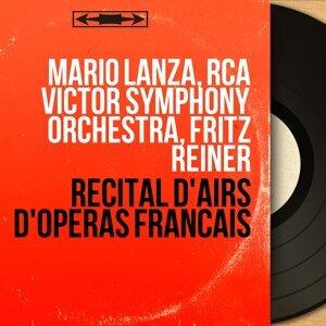 Mario Lanza, RCA Victor Symphony Orchestra, Fritz Reiner 歌手頭像