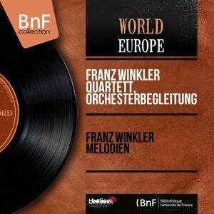 Franz Winkler Quartett, Orchesterbegleitung 歌手頭像