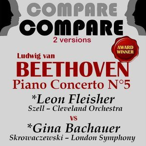 Leon Fleisher, Gina Bachauer 歌手頭像