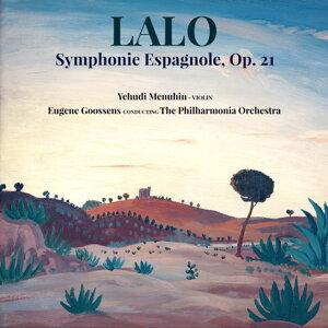 Eugene Goossens & The Philharmonia Orchestra アーティスト写真
