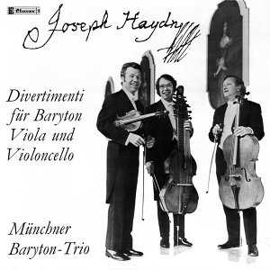 The Munich Baryton Trio 歌手頭像