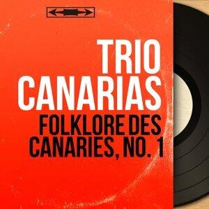 Trio Canarias アーティスト写真