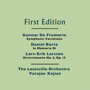 The Louisville Orchestra and Varujan Kojian アーティスト写真