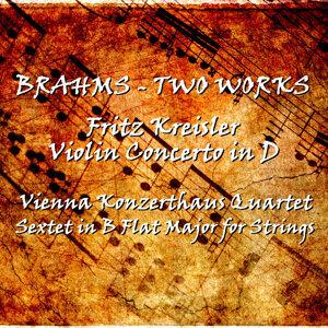 Fritz Kreisler & Vienna Konzerthaus Quartet アーティスト写真