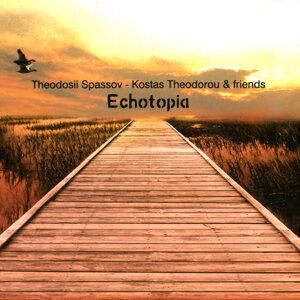 Theodosii Spassov - Kostas Theodorou & Friends アーティスト写真