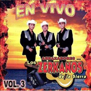 Los Zerkanos de La Sierra 歌手頭像
