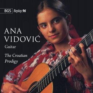 Ana Vidović アーティスト写真