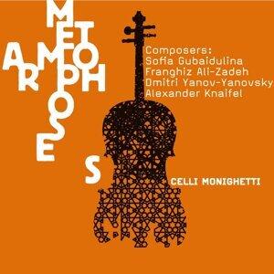 Celli Monighetti 歌手頭像