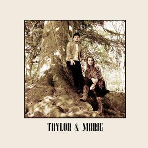 Taylor & Marie アーティスト写真