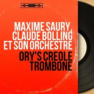 Maxime Saury, Claude Bolling et son orchestre アーティスト写真
