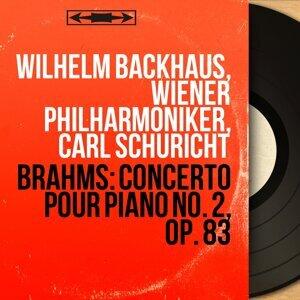 Wilhelm Backhaus, Wiener Philharmoniker, Carl Schuricht アーティスト写真