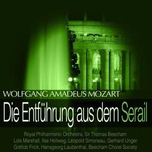 Royal Philharmonic Orchestra, Sir Thomas Beecham, Leopold Simoneau, Lois Marshall 歌手頭像