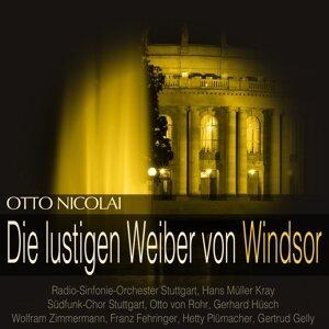 Radio-Sinfonie-Orchester Stuttgart, Hans Müller Kray, Otto von Rohr, Gertrud Gelly 歌手頭像