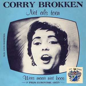 Corry Brokken 歌手頭像
