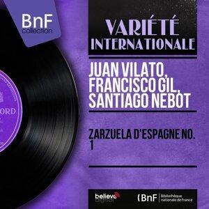 Juan Vilato, Francisco Gil, Santiago Nebot 歌手頭像