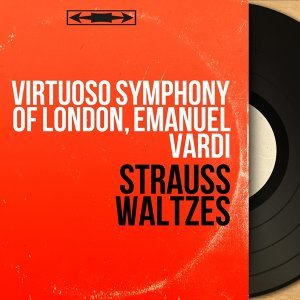 Virtuoso Symphony of London, Emanuel Vardi アーティスト写真