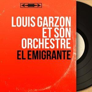 Louis Garzon et son orchestre アーティスト写真