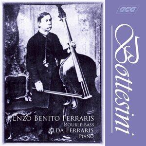 Enzo Benito Ferraris, Alda Ferraris 歌手頭像
