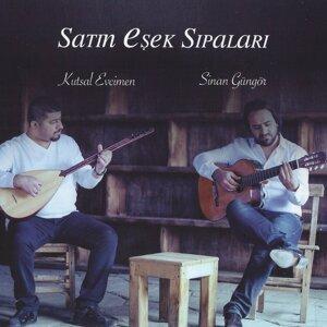 Kutsal Evcimen, Sinan Güngör アーティスト写真