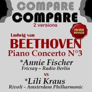 Annie Fischer, Lili Kraus 歌手頭像