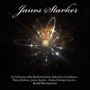 Orchestra della Radiotelevisione della Svizzera Italiana, Marc Andreae, Janos Starker 歌手頭像