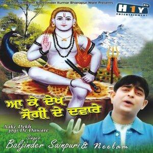 Baljinder Sainpuri, Neelam 歌手頭像