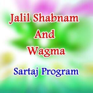 Jalil Shabnam, Wagma 歌手頭像