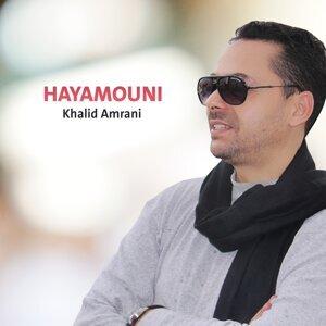 Khalid Amrani 歌手頭像