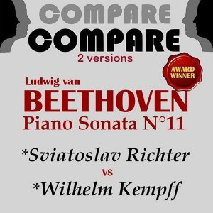 Sviatoslav Richter, Wilhelm Kempff 歌手頭像
