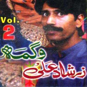 Zarshad Ali, Wagma 歌手頭像