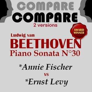 Annie Fischer, Ernst Levy アーティスト写真