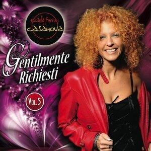 Rossella Ferrari, I Casanova 歌手頭像