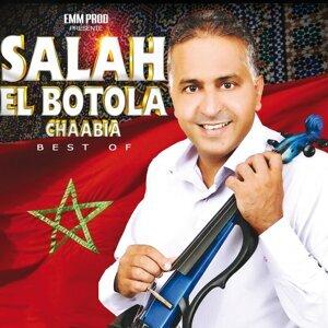 Salah El Botola Chaâbia アーティスト写真