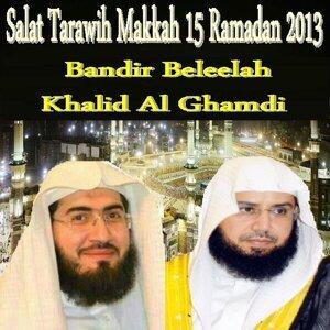 Bandir Beleelah, Khalid Al Ghamdi アーティスト写真