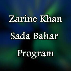 Zarine Khan アーティスト写真