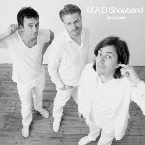 M.A.D Showband アーティスト写真