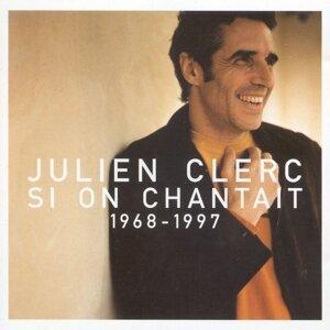 Julien Clerc (朱利安克雷) 歌手頭像
