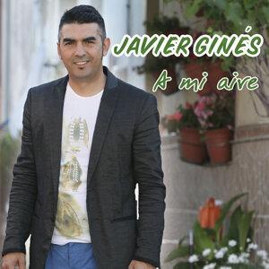 Javier Ginés アーティスト写真